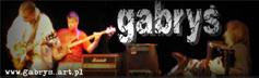 Gabryś - oficjalna strona zespołu